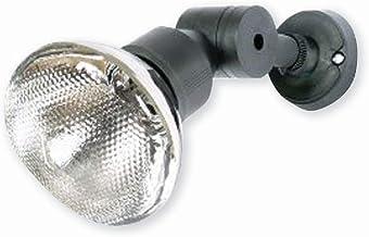 HPM MP38PERMF Par38 Single Floodlight Par38 Single Floodlight, Black