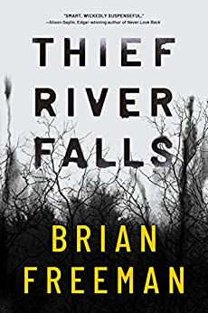 Thief River Falls by [Brian Freeman]