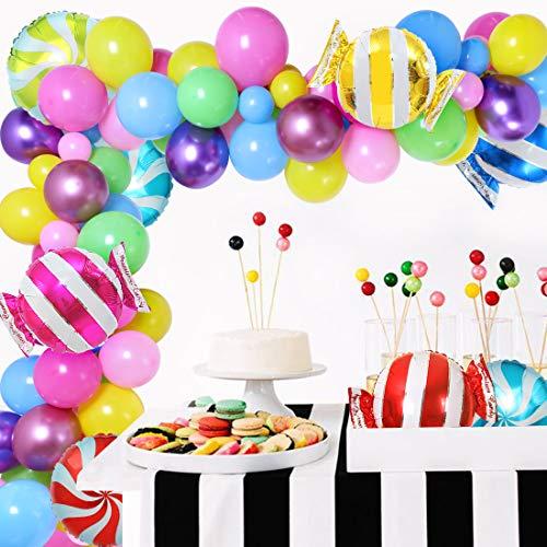Arco de globos celebraciones