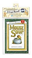 Mouse Soup Book and CD (I Can Read Level 2)