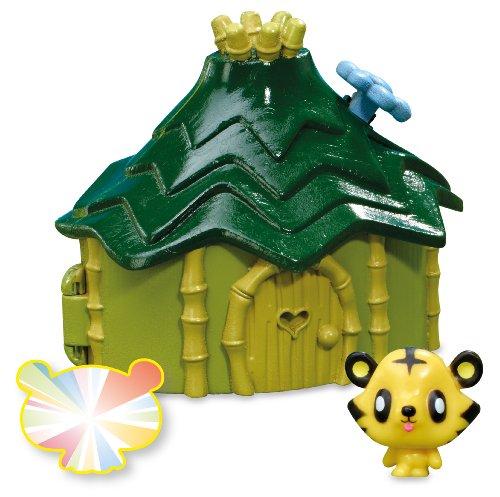 Moshi Monsters – Moshling Habitat – Beasties Jungle Hut – Maison + 2 Figurines (Import Royaume-Uni)