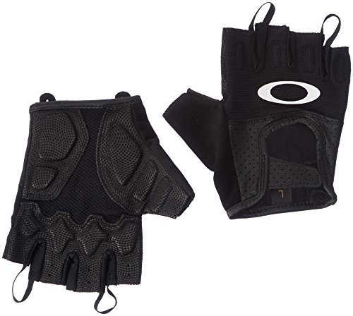 Oakley Factory Road - Guantes, Color Negro, tamaño Medium