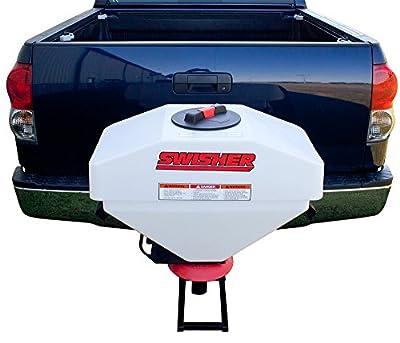 "Swisher 20110 Commercial Pro UTV-Truck Spreader, 50"", Opaque"