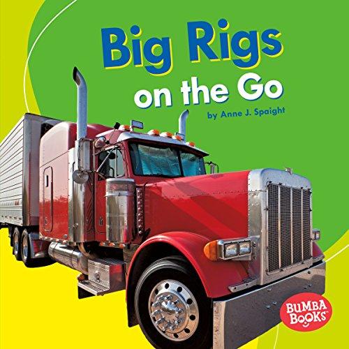 Big Rigs on the Go copertina