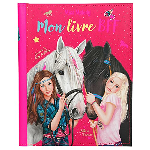 Miss Melody La Amistad Mon Livre BFF, 336373, Variegated