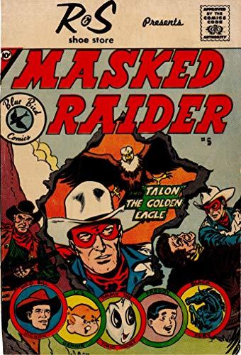 Masked Raider 05 (Blue Bird)(edit) (English Edition)