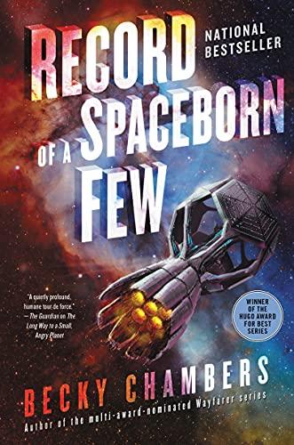 Image of Record of a Spaceborn Few (Wayfarer)