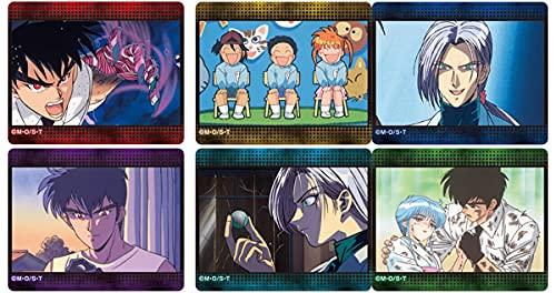 アニメ「地獄先生ぬ〜べ〜」 ラメアクリルバッジコレクション 6個入りBOX