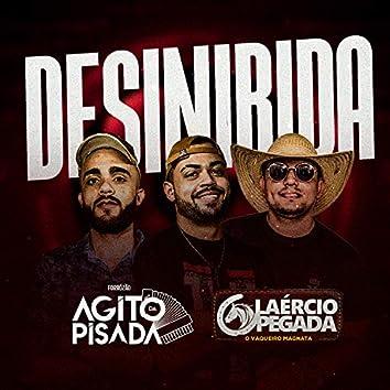Desinibida (feat. Laércio Pegada)