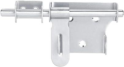 SMEJS Roestvrijstalen Veiligheidsdeurbout Hasp Hardware-accessoires Voor Schuurmagazijn Deurslot Met Schuifgrendel