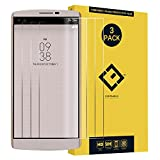Replacement for LG V10 Screen Protector, (3 Pack) Shatter Proof Ultra-Thin Clear Tempered Glass Protective Film Compatible with LG V10 H900 AT&T H901 T-Mobile VS990 Verizon H961N H968 H962 H960