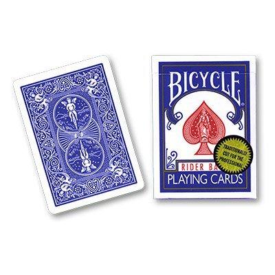 Richard Turner Jeu Bicycle Gold édition (Bleu)