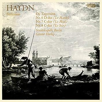 Haydn: Sinfonien No. 6-8