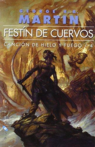 Canción de hielo y fuego: Festín de cuervos omnium: 4 (Gigamesh Omni
