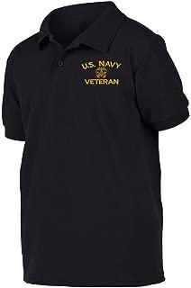Navy U.S. Navy Veteran Polo Shirt