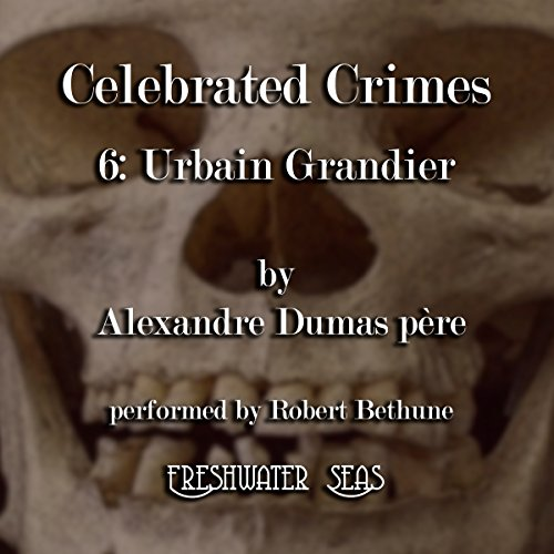 Urbain Grandier audiobook cover art