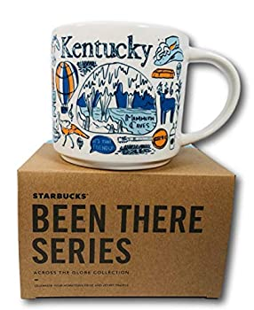 Starbucks Kentucky Coffee Mug Been There Series Across the Globe Collection