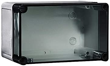 Rittal - 9523000 - 14.20 x 10.00 x 4.40 Fiberglass Reinforced Polycarbonate Enclosure