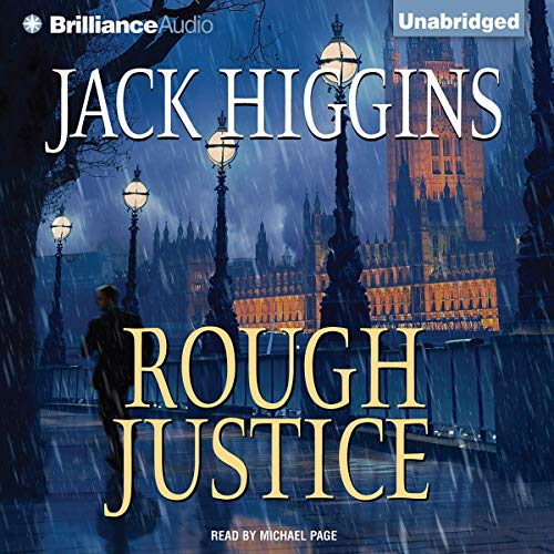 Rough Justice Audiobook By Jack Higgins cover art