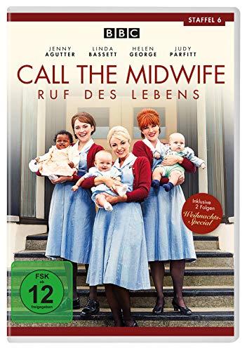 Call the Midwife - Ruf des Lebens, Staffel 6 [3 DVDs]