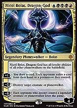 Magic: The Gathering - Nicol Bolas, Dragon-God - War of The Spark