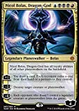 Magic: The Gathering - Nicol Bolas, Dragon-God - War of The Spark