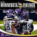 Minnesota Vikings 2022 12x12 Team Wall Calendar