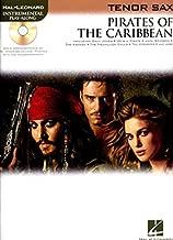 Pirates of the Caribbean: for Tenor Sax (Hal Leonard Instrumental Play-along)