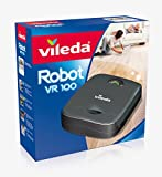 Vileda 158316 VR 100 Robot aspirateur, Plastique, Anthracite, 0 23watts 11volts