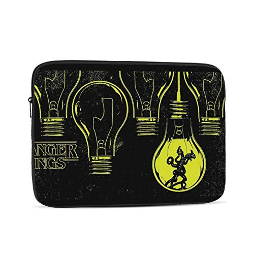 YTUTRfb Stranger Yellow Thing Laptop Sleeve Bag - Evecase 13 Inch Neoprene Universal Sleeve Zipper Protective Cover Case for Notebook