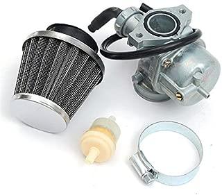 Auto-Moto Carburetor & Air Filter For Honda XR50 CRF50 XR70 CRF70 Carb (Carburetor & Air Filter X 1)