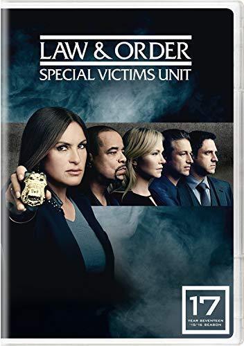 L&O:SVU SSN17 DVD