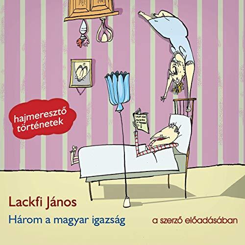 Három a magyar igazság audiobook cover art