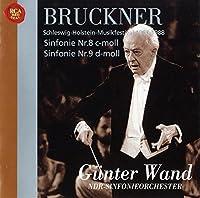 ブルックナー:交響曲第9番(1988年ライヴ)&第8番(1987年ライヴ)(期間生産限定盤)