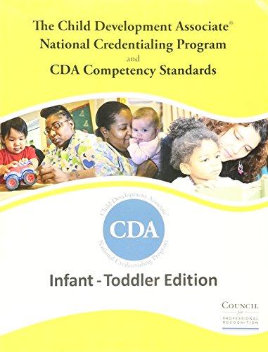INFANT TODDLER CDA 2.0