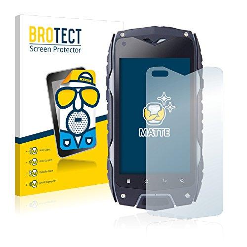 BROTECT 2X Entspiegelungs-Schutzfolie kompatibel mit Bestore Z6 Bildschirmschutz-Folie Matt, Anti-Reflex, Anti-Fingerprint
