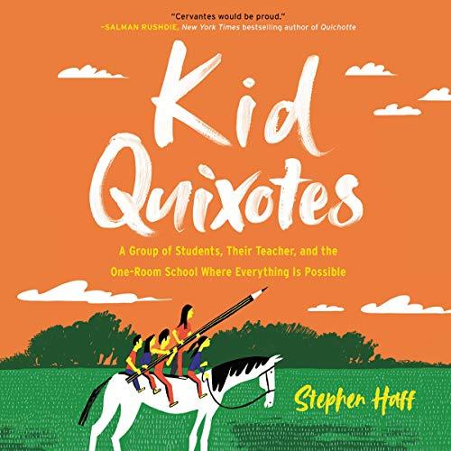 Kid Quixotes cover art