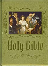 Holy Bible, Catholic Heirloom Edition (The New American Bible, Sponsored by the Bishop's Committee of the Confraternity of Christian Doctrine, Catholic Bible Publishers)
