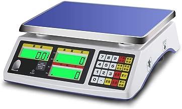 Balance Cuisine de haute précision Balances d'alimentation en acier inoxydable Échelle industrielle Balance industrielle L...