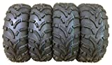 Full Set 04-17 Honda Fourtrax Rancher TRX400 420 ATV Tires...