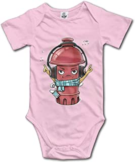 Rainbowhug Cool Owl Bird Unisex Baby Onesie Cartoon Newborn Clothes Funny Baby Outfits Comfortable Baby Clothes