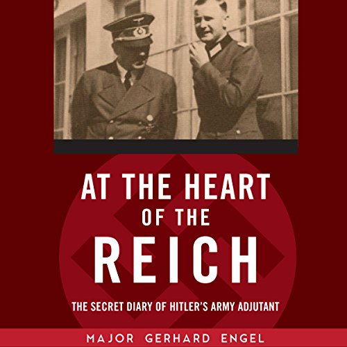 At the Heart of the Reich audiobook cover art