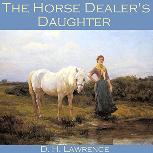 The Horse Dealer's Daughter audiobook cover art