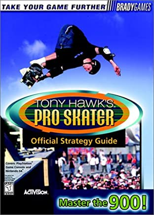 Tony Hawks Pro Skater Official Strategy Guide