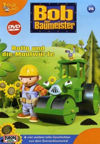 Bob der Baumeister (Folge 25) - Rollo und die Maulwürfe