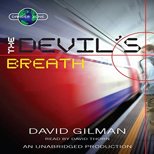 The Devil's Breath audiobook cover art