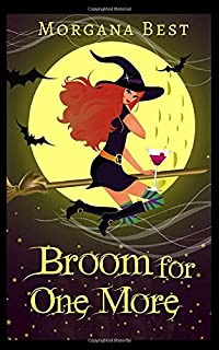 Broom for One More (Sea Witch Cozy Mysteries)