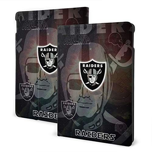 Las Vegas Football Raider Slim Lightweight Smart Shell Stand Hard Back Protective Cover Case with Auto Wake/Sleep for Ipad One Size