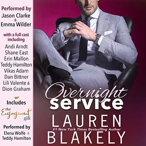 Overnight Service audiobook cover art