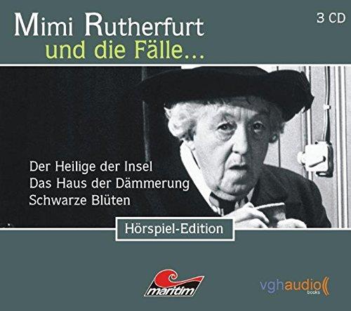 Mimi Rutherfurt und die Fälle... (8): Drei spannende Kriminalfälle.